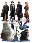 Fantastic Beasts and Where To Find Them Lifesize Cardboard Cutouts / Wall Art