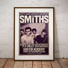 The Smiths 1986 The Final Concert Poster Print Three Sizes NEW 2017 Exclusive