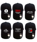 Baseball Cap With Bottle Opener - BBQ/Cooking/Men/Slogan/Novelty/Gift/Funny