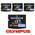 Olympus Type M/M+ 1G/2GB XD Picture High Speed Memory Card f.FUJI Cameras New