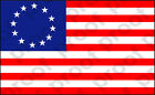 The Hamptons Home Decor STICKER PATRIOTIC BETSY ROSS FLAG Target Home Decor Collections