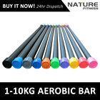 Aerobic Bar Weighted body Bar 1kg-10kg Home Gym Free Shipping Selected Areas