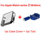 For Apple iWatch series 2 38/42mm High-quality PC Full Body Case Cover & Tool