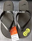Men's Nike Solarsoft Thong 2 Flip-Flops 488160 090 Black/ Grey Sizes 9-13 NWT