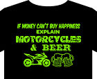 T shirt up to 5XL biker motorcycle sons of Harley Honda vintage classic BMW gift