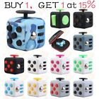 Fidget Cube Children Desk Toy Adults Stress Relief Cubes Gifts 13 Color ADHD