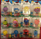 MR MEN - LITTTLE MISS - MINI FIGURE COLLECTION - NEW SEALED
