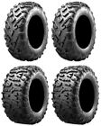 Full set of Maxxis BigHorn 3.0 Radial 29x9-14 and 29x11-14 ATV Tires (4)
