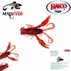 """MADEYE BY HALCO SOFT RST LURE MAD CRAW 2"""""""