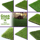 BRAND NEW QUALITY 4M ARTIFICIAL GRASS CHEAP ROLLS SOFT LAWN THICK OUTDOOR TURF
