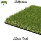 BRAND NEW QUALITY HOLLYWOOD ARTIFICIAL GRASS CHEAP ROLLS SOFT LAWN THICK GRASS