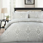 NEW Bumble Jacquard Quilt Cover Set