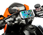 """Motorcycle Strap Handlebar Mount + Dedicated Holder for Apple iPhone 6 6s 4.7"""""""