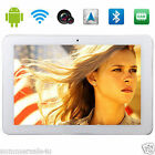 """Hot 10"""" 16GB MTK8382 Quad core Android 4.4 Kitkat 3G GSM Phablet Tablet  WIFI"""