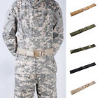 Outdoor Hiking Sport Waistband Army Tactical Military Trouser Buckle Belt BD AU