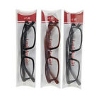 BASIC BARGAIN READING GLASSES READY READERS CHEAP LOW COST BLACK GREY OR BROWN