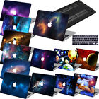 "Hard Rubberized Galaxy Painting Case For Macbook Pro 13""15""Touch Bar Retina Air"