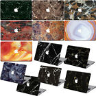 "For 2016 Macbook PRO 13""(Touch Bar)/Air Retina Marble Rubberized Hard Case cover"