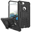 iPhone 7 Case, iPhone 7 Plus Shockproof Hybrid Case with Kickstand