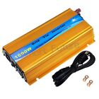 1000W Grid Tie Inverter DC10.8-30V Input to AC110V or 220V Output Solar Inverter