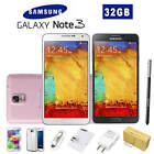 Samsung Galaxy Note 3 N9005 32GB 100% Factory Unlocked Smartphone Grade A+ Gifts