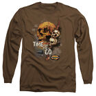 """Survivor """"Time For You To Go"""" Long Sleeve T-Shirt"""
