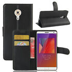 Flip Magnetic Card Wallet PU Leather Case Stand Cover Skin For Lenovo ZUK Edge
