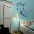 Cute Dog Nursery Modern Wall Transfer / Removable Wall Graphic / Interior BN68