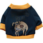 Dog Clothes Cat Puppy Sportswear Winter Clothing Warm Pet Shirt For Small Animal