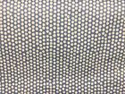 FRYETT'S FABRIC SPOTTY CHINA BLUE WIPECLEAN TABLECLOTH  PVC OILCLOTH
