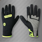 Sports Cycling Gloves Windproof Bike Bicycle Shockproof Full Finger Gloves M-XL