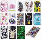 Luminous Case Slim Phone Case Soft TPU Silicone Paint Cover For  TPU LG X Pover
