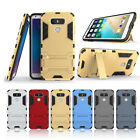 Hybrid Shockproof Rugged Rubber Hard Phone Cover Armor Case Skin For LG G6