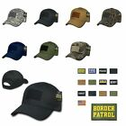 1 Dozen Tactical Operator Contractor Military Caps Hats with Patch Wholesale Lot