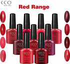 CCO - RED RANGE UV LED NAIL GEL POLISH VARNISH NAILS SOAK OFF PROFESSIONAL