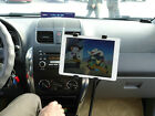 Universal Car Seat Holder Bracket Stand Mount for iPad Tablet GPS MID 7-10 inch