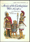 Armies of the Carthaginian Wars 265-146 BC Illus Osprey Book Terence Wise & Hook