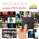 Mini M95 S905X Android6.0 Streaming Media Player 1GB 8G Quad Core Android TV Box