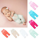 Newborn Baby Bodysuit Romper Lace Floral Photography Photo Props Costume