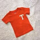 NWT Wes & Willy Orange Texas Shirt Size 2T & 3T