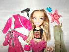 Bratz Doll with Clothing and Accessories