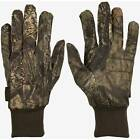 Mossy Oak Break-up Country  Mens Jersey Non-Slip Gloves: M-XL