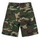 CARHARTT S17 CARGO REGULAR  FIT CARGO SHORTS CAMO LAUREL  W30__38