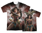 "Wonder Woman Movie ""Protector Of Humanity"" Dye Sublimation T-Shirt or Tank"