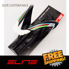Elite Custom Race Water Bottle Cage Bike - Winner Rainbow