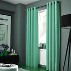 2 NOA Armenia Insulated Thermal Sunlight Blocking Blackout Window Curtain Panels