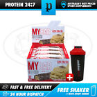Pro Supps My Bar - Box of 12 (Free ProSupps Shaker)