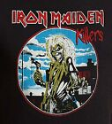 Iron Maiden Killers T-Shirt heavy metal rock Official XL 2XL 3XL NWT