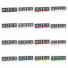 1 x Number Plate Holder Frame Licence Plate Surround for Any Car - 18 Types