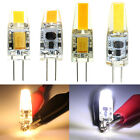 Dimmable G4 COB LED Light 3W 6W Mini Bulb AC/DC 12V  Replacement Halogen Lamp